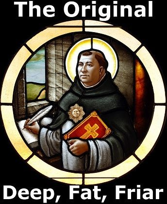 Thomas Aquinas, Fat in Body, Muscular in Mind and Heart, Offers us Good Theology