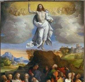 Understanding the Feast of the Ascension as the Portal to Eternity