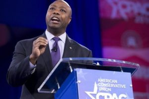 Sen. Tim Scott: Fight hatred, fear and domestic terror with American ideals