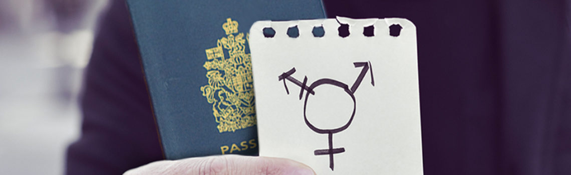 Canada's Gender X Passports and the Denial of Sexual Difference