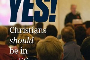 Deacon Keith Fournier: Why Christians Must NOT Give Up on Politics